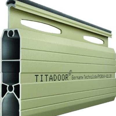 Cửa cuốn titadoor2014