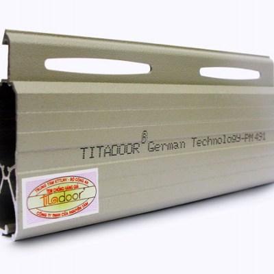 Cửa cuốn titadoor PM491